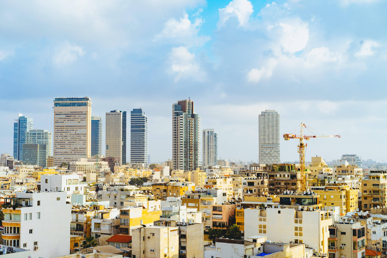 מי העיר שבה יש הכי הרבה פרויקטים של התחדשות עירונית בישראל?